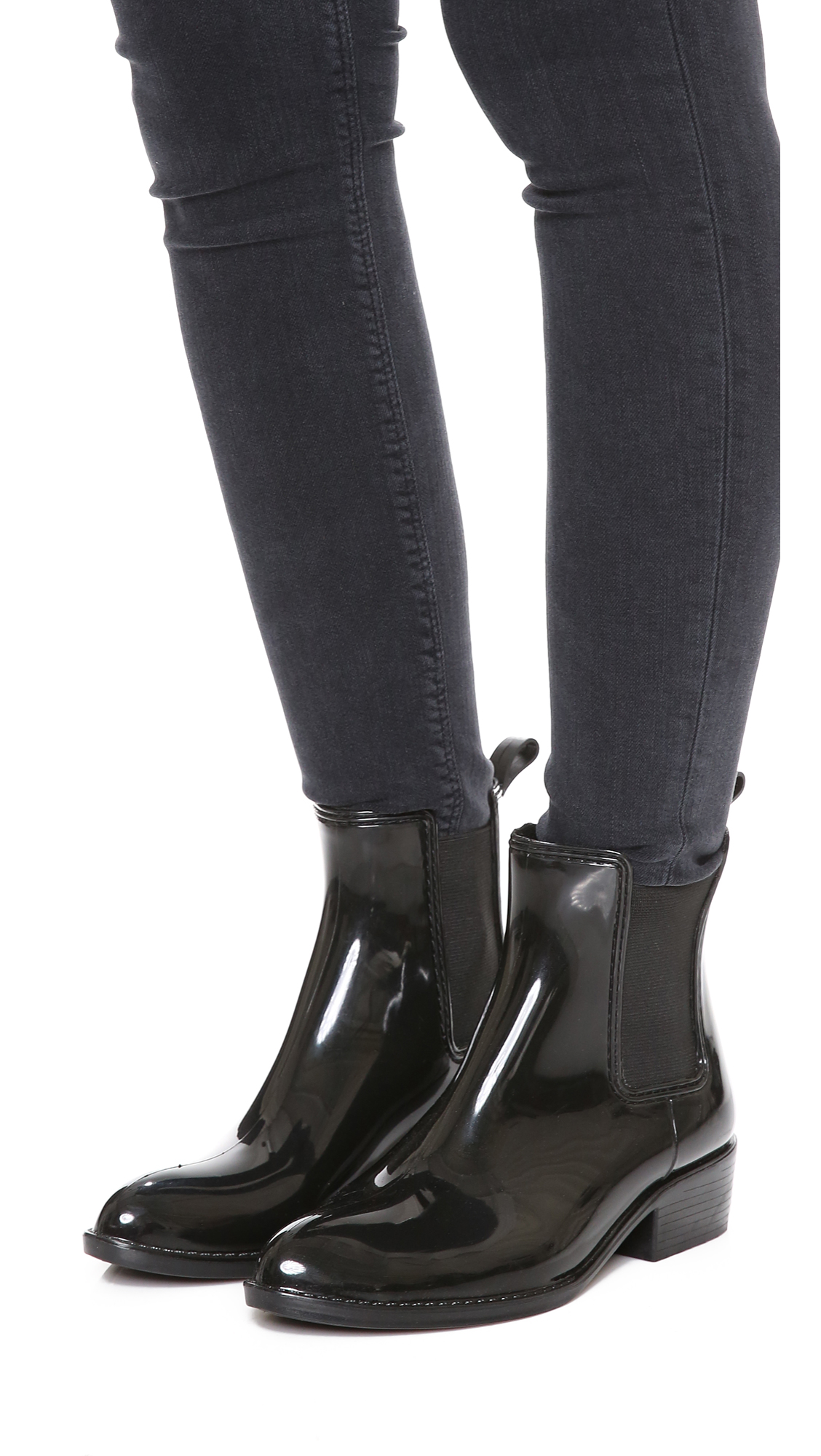 Jeffrey Campbell Stormy Rain Booties | SHOPBOP