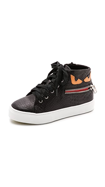 Jeffrey Campbell George High Top Sneakers