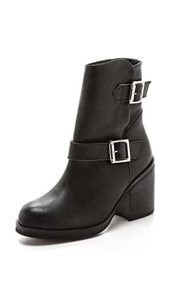 Jeffrey Campbell Shearling Lined Boots