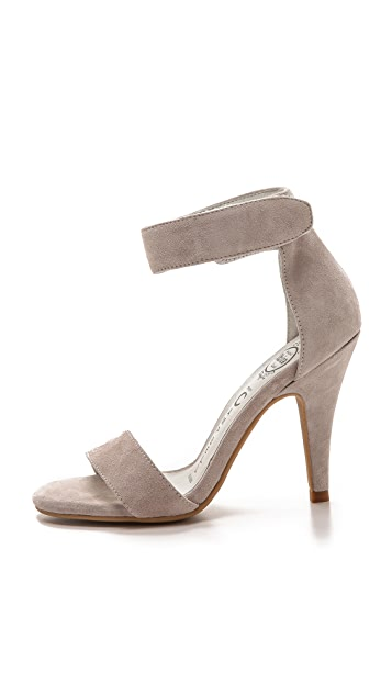 Jeffrey Campbell Hough Suede Sandals