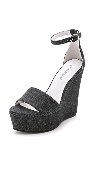 Jeffrey Campbell Amya Wedge Sandals