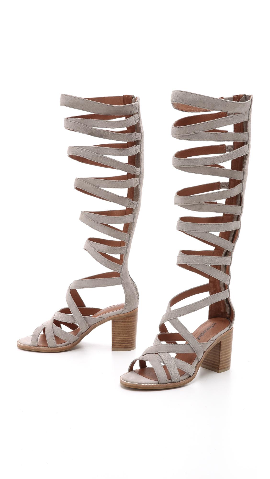 6b310b8ac8c1 Jeffrey Campbell Enyo Gladiator Sandals