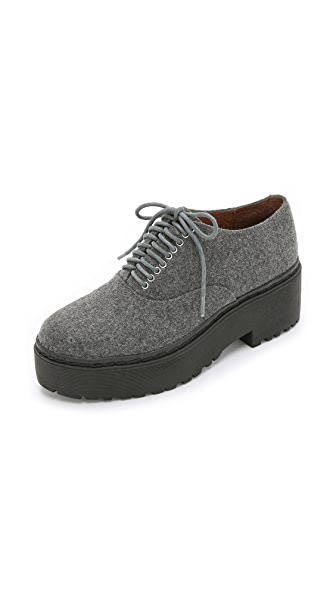 Jeffrey Campbell Baird Platform Oxfords