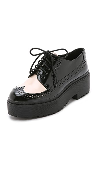 Jeffrey Campbell Suggs Oxfords