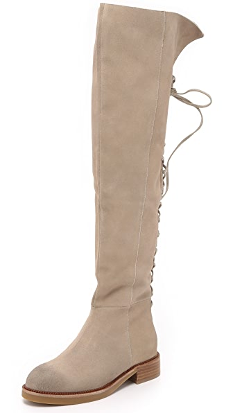 Jeffrey Campbell Bireli Over the Knee Boots