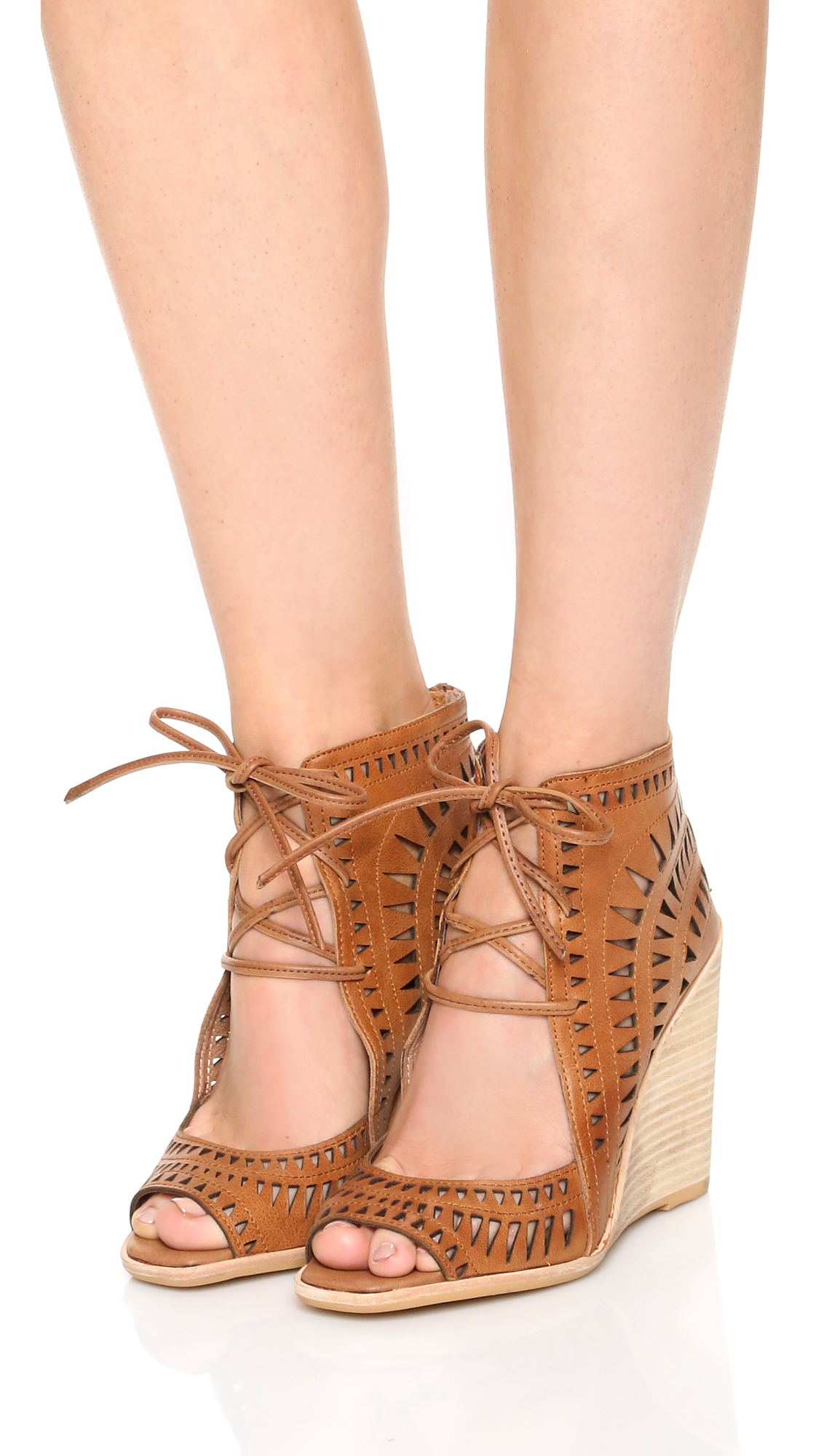 762807144fb Jeffrey Campbell Rodillo Wedge Sandals