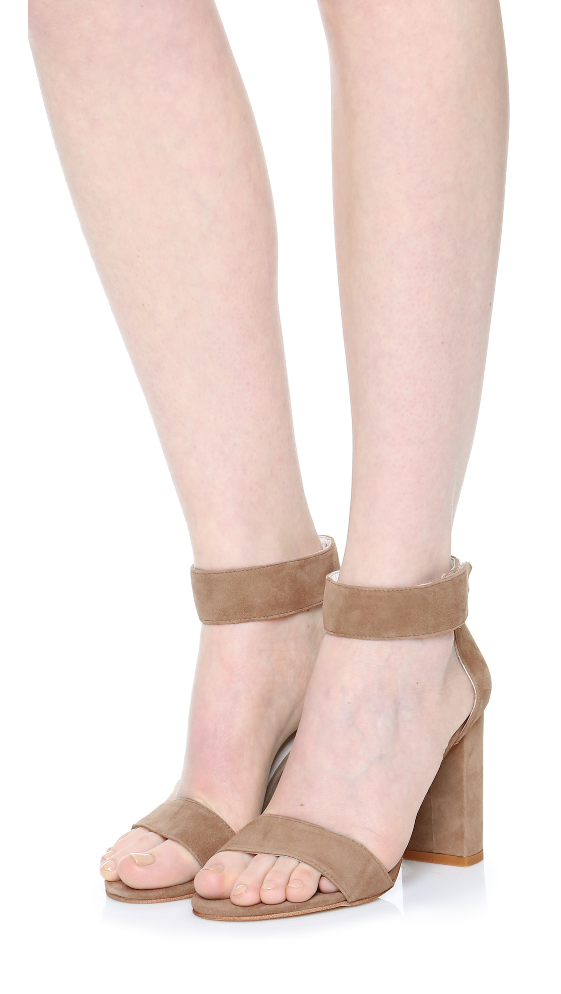 Jeffrey Campbell Women's 'Lindsay' Ankle Strap Sandal 6ySa5