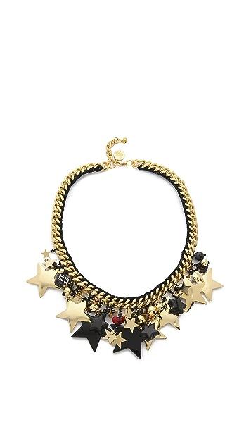 Jem and the Holograms Venessa Arizaga Glitter Necklace