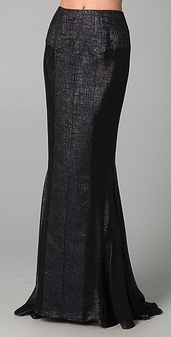 Jen Kao Veiltail Long Skirt