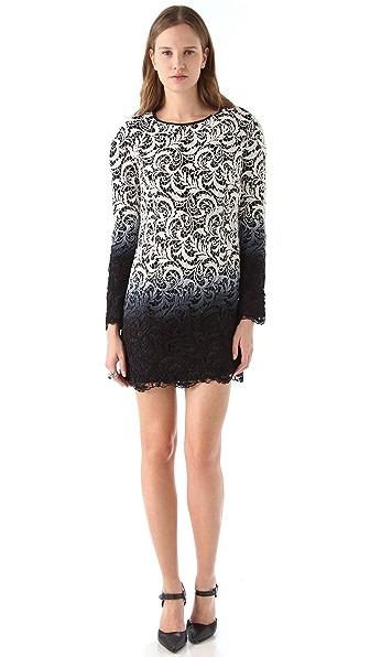Jen Kao Newsgirl Lace Shelly Dress