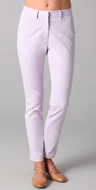 Jenni Kayne Straight Leg Pants