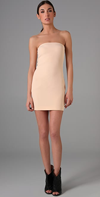 Jenni Kayne Strapless Column Dress
