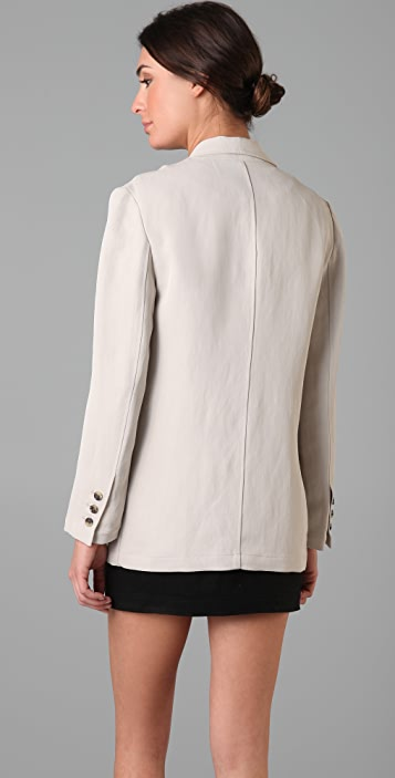 Jenni Kayne Patch Pocket Blazer