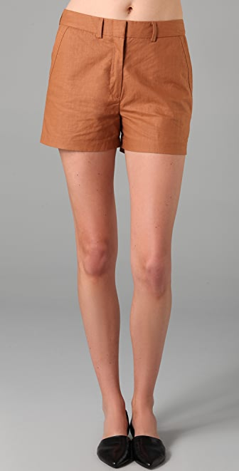 Jenni Kayne Band Pocket Shorts