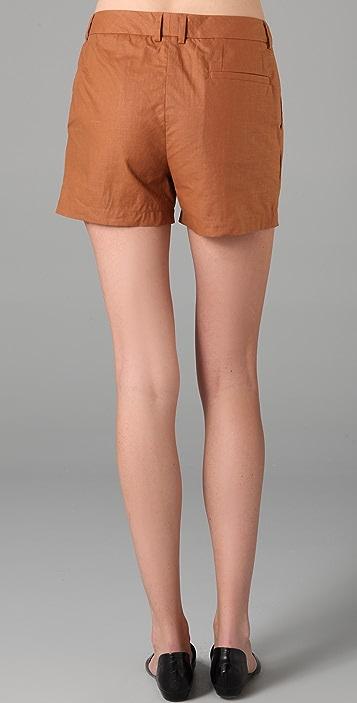 Jenni Kayne Band Pocket Shorts