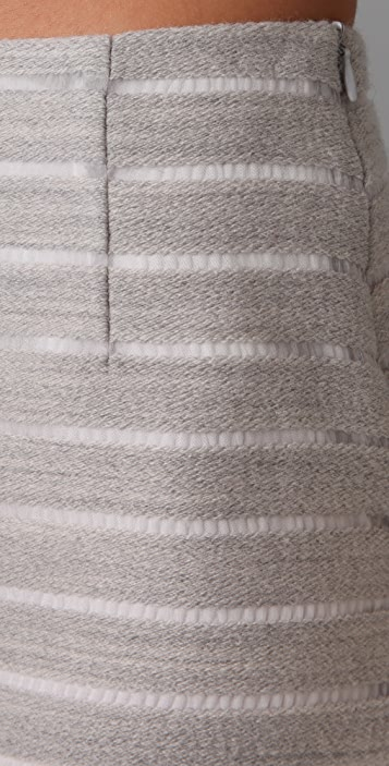 Jenni Kayne Straight Miniskirt