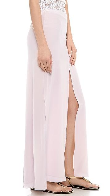 Jenni Kayne Slit Skirt