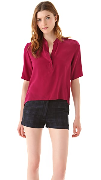 Jenni Kayne Short Sleeve Top