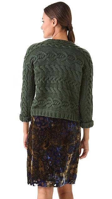 Jenni Kayne Cable Sweater