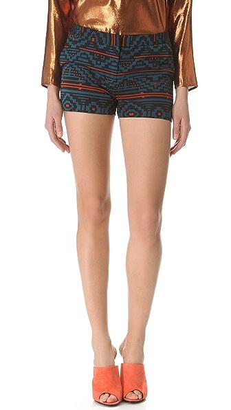 Jenni Kayne Straight Print Shorts