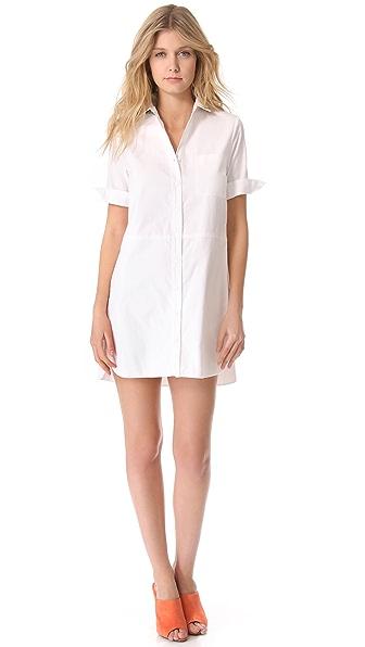 Jenni Kayne Short Sleeve Shirtdress