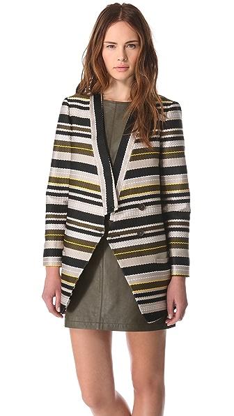 Jenni Kayne Cutaway Coat