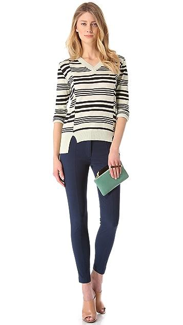 Jenni Kayne V Neck Sweater