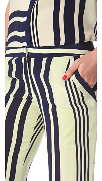 Jenni Kayne Pocket Trim Pants