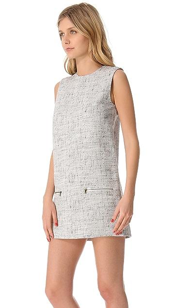 Jenni Kayne Zip Pocket Shift Dress
