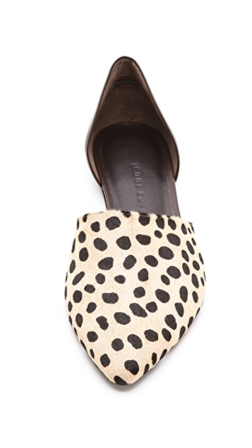 Jenni Kayne Pointed Toe Flats