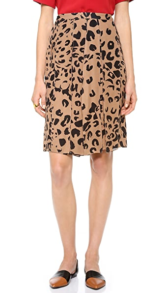 Jenni Kayne Long Panel Skirt