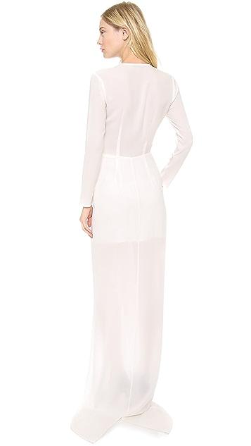 Jenni Kayne Plunge Gown