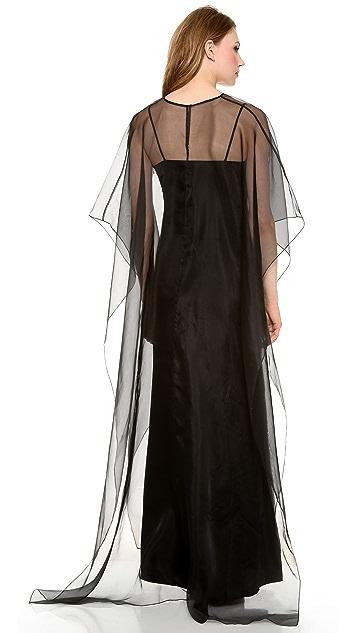 Jenni Kayne Poncho Gown