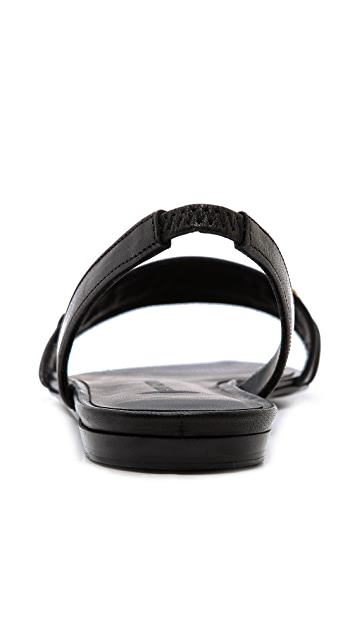 Jenni Kayne Chain Slingback Sandals