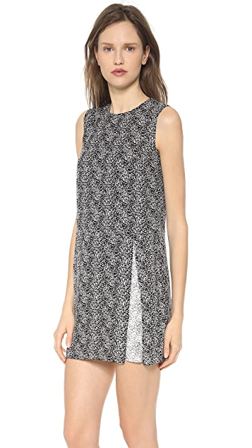 Jenni Kayne Sleeveless Overlay Dress
