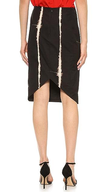 Jenni Kayne Cutout Pencil Skirt