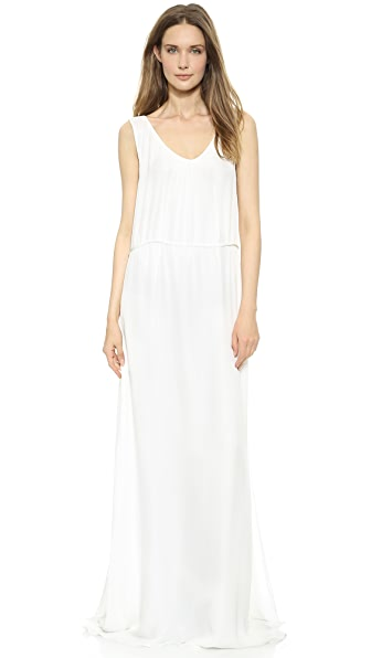 Jenni Kayne Shirred Tank Gown