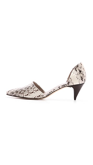 Jenni Kayne Scaled d'Orsay Pumps