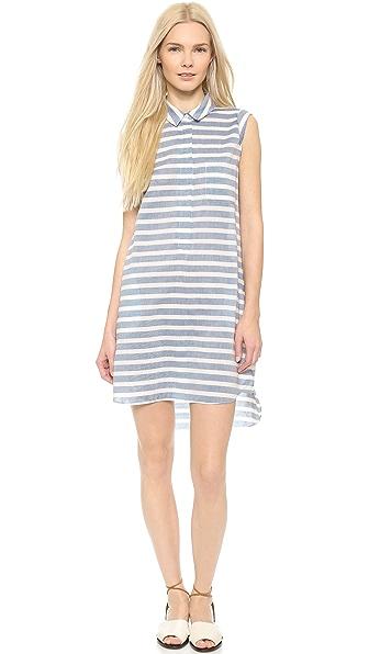 Jenni Kayne Stripe ShirtDress