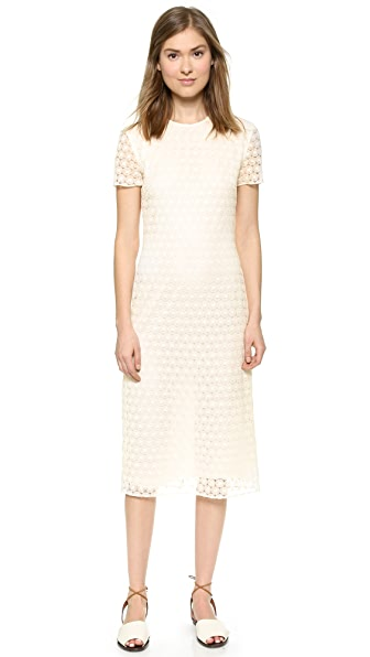 Kupi Jenni Kayne online i prodaja Jenni Kayne Short Sleeve Dress Greige haljinu online