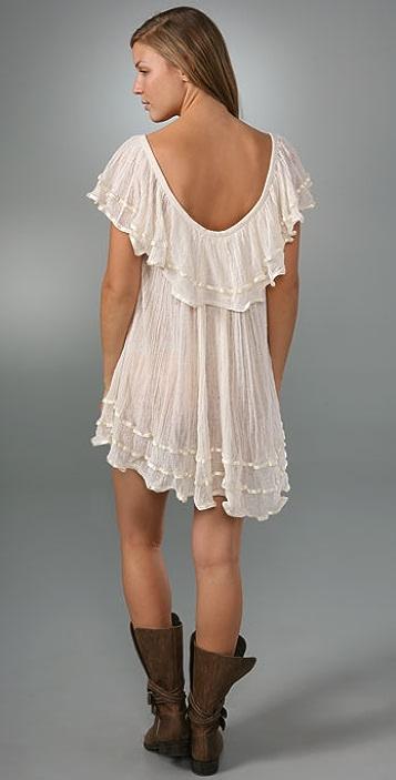 Jen's Pirate Booty Sade Tunic Dress
