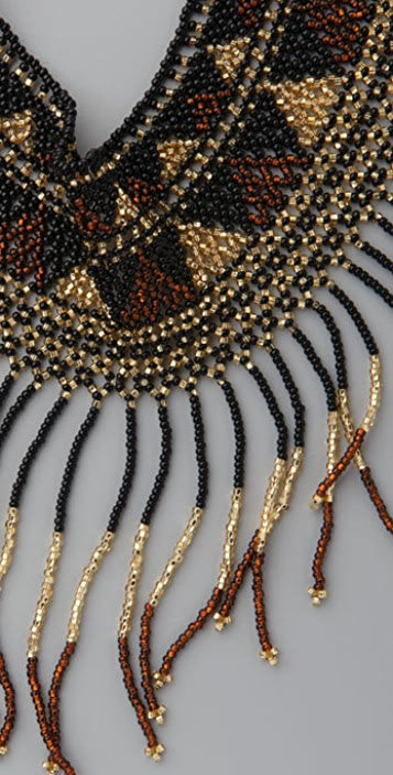 Jen's Pirate Booty Boa Constrictor Necklace
