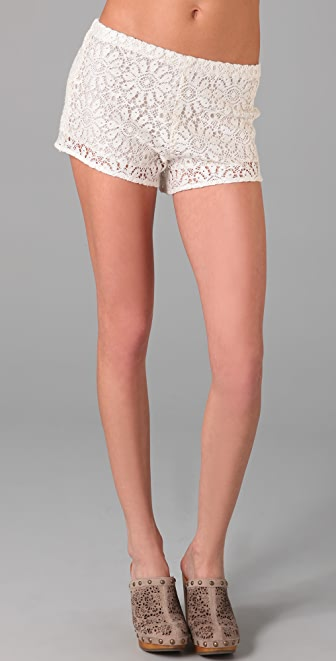 Jen's Pirate Booty French Kiss Tap Shorts