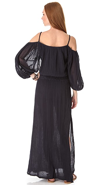 Jen's Pirate Booty Bowie Maxi Dress