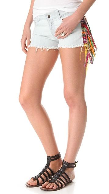Jen's Pirate Booty Los Alamos Cutoff Shorts