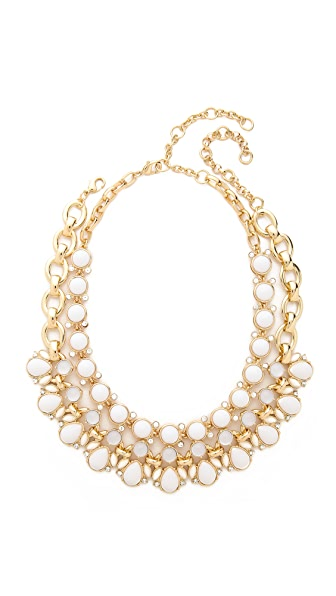 Lee By Lee Angel Double Layer Necklace Set