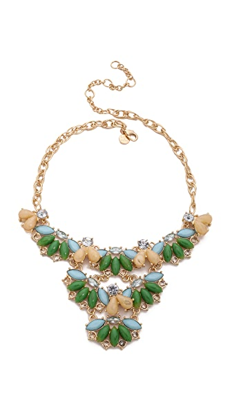 Lee By Lee Angel Statement Bib Necklace