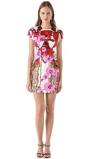 Josh Goot Cap Sleeve Dress