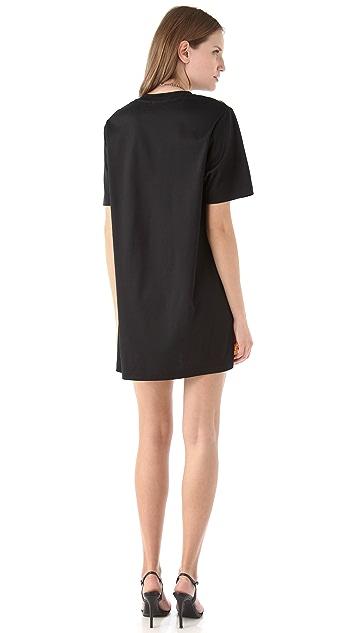 Josh Goot Mini Tee Dress