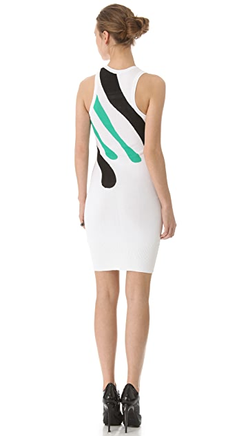 Josh Goot Intarsia Tank Dress